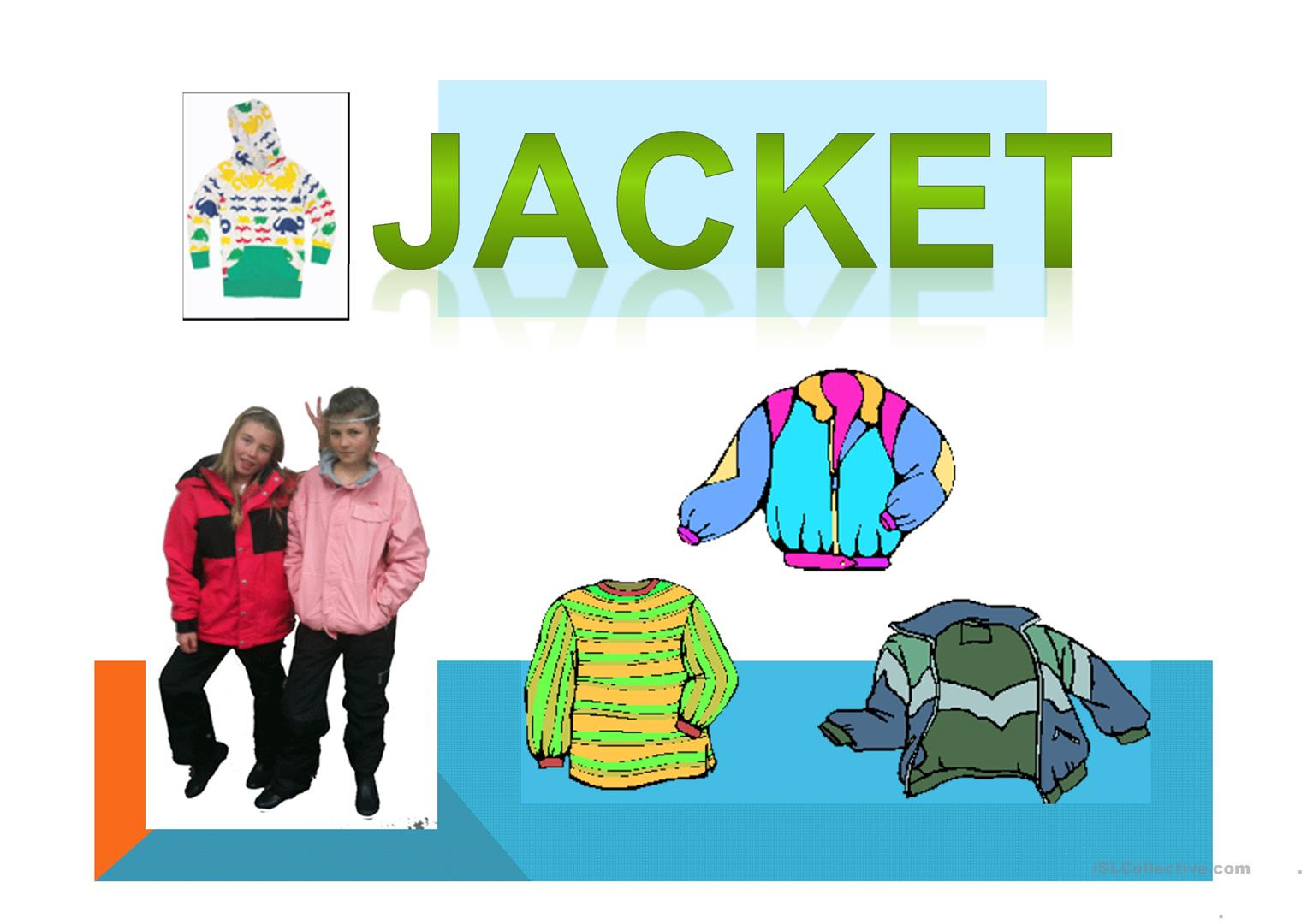 Clothing A Worksheet