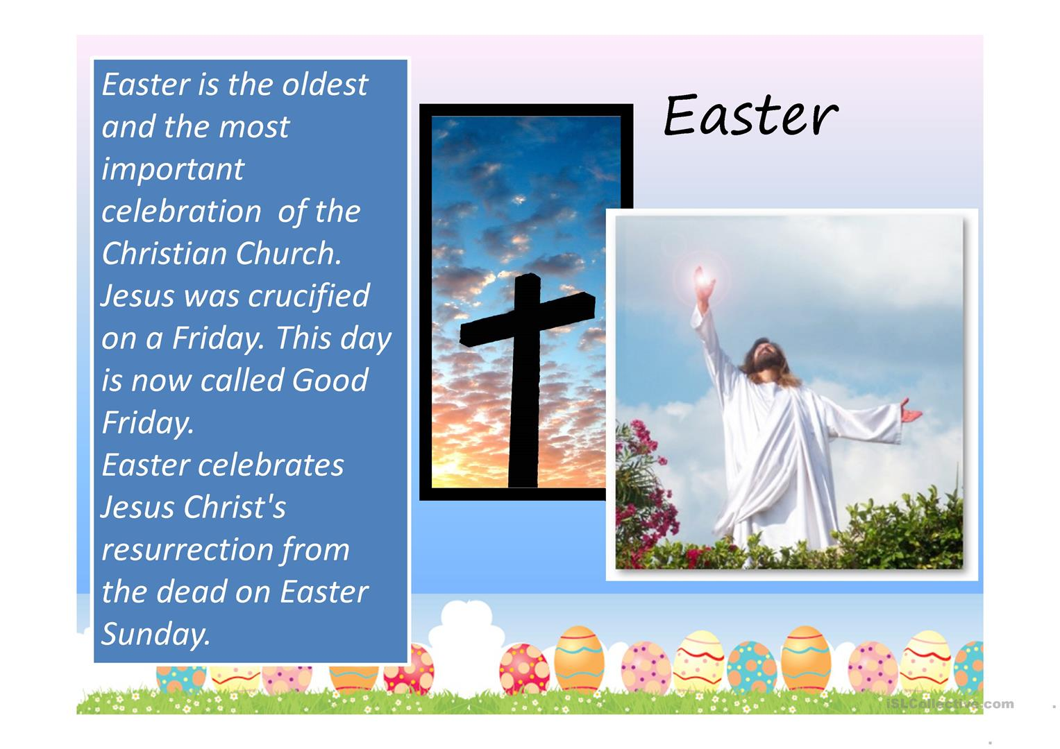 Easter Around The World