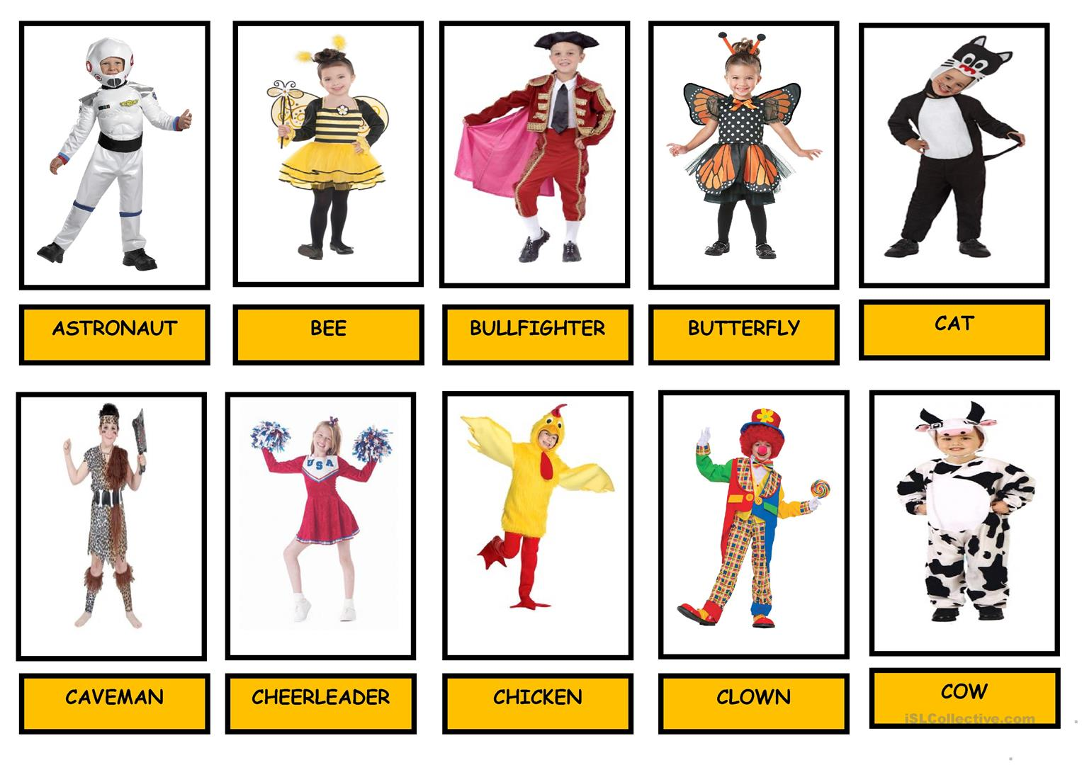 Printable Carnival Worksheet