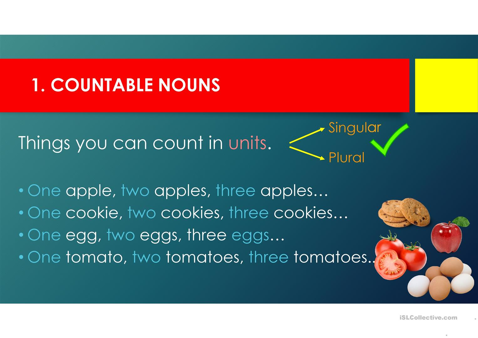 Countable Uncountable Measuring Units And Quantifiers