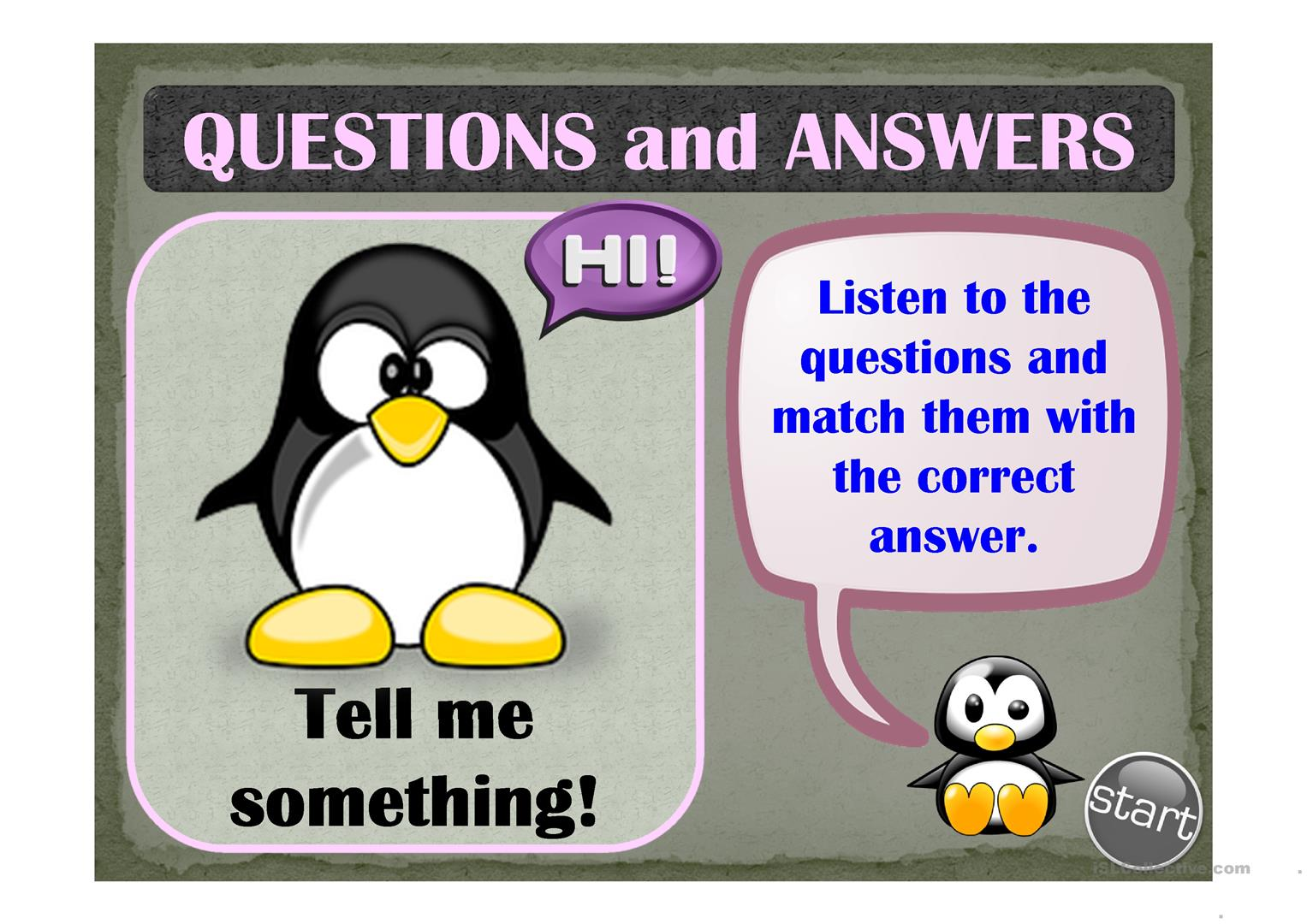 Questions Amp Answers