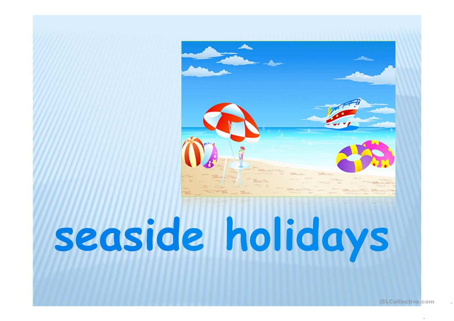 Summer Holidays And Activities