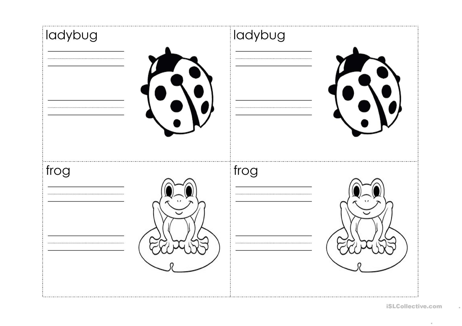 Pictionary Little Bugs
