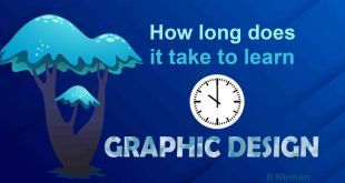 How long does it take to learn graphic design