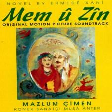 Mem U Zin/Orijinal Film Müzigi – Mazlum Çimen