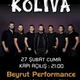 Koliva performance at 'Beyrut'