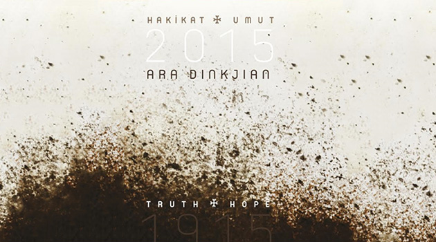 1915-2015 Truth & Hope Ara Dinkjian