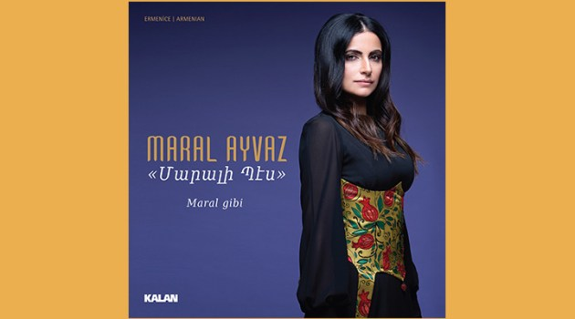 "The first album of Maral Ayvaz, ""Like Maral"""