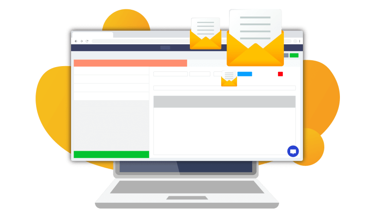 Built-in Email Inbox 3