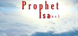 Story of Prophet Isa/Jesus (pbuh)