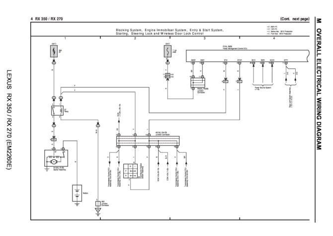 lexus wiring diagrams online  schematic wiring diagram
