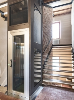 Homelifts And Lifting Platforms Made In Italy Liftingitalia   Lift And Staircase Design   Stair Railing   Glass Elevator   U Shaped Staircase   Staircase Ideas   Staircase Remodel