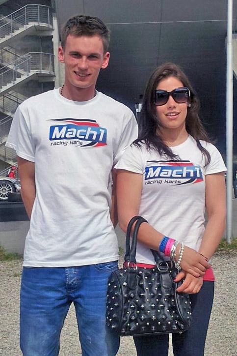 T-Shirt-Mach1