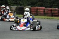 Alexander Heil at the ADAC Kartmasters with Mach1 Kart