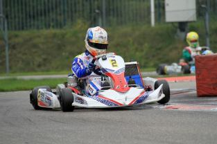 Mach1 Motorsport bei der DKM in Genk