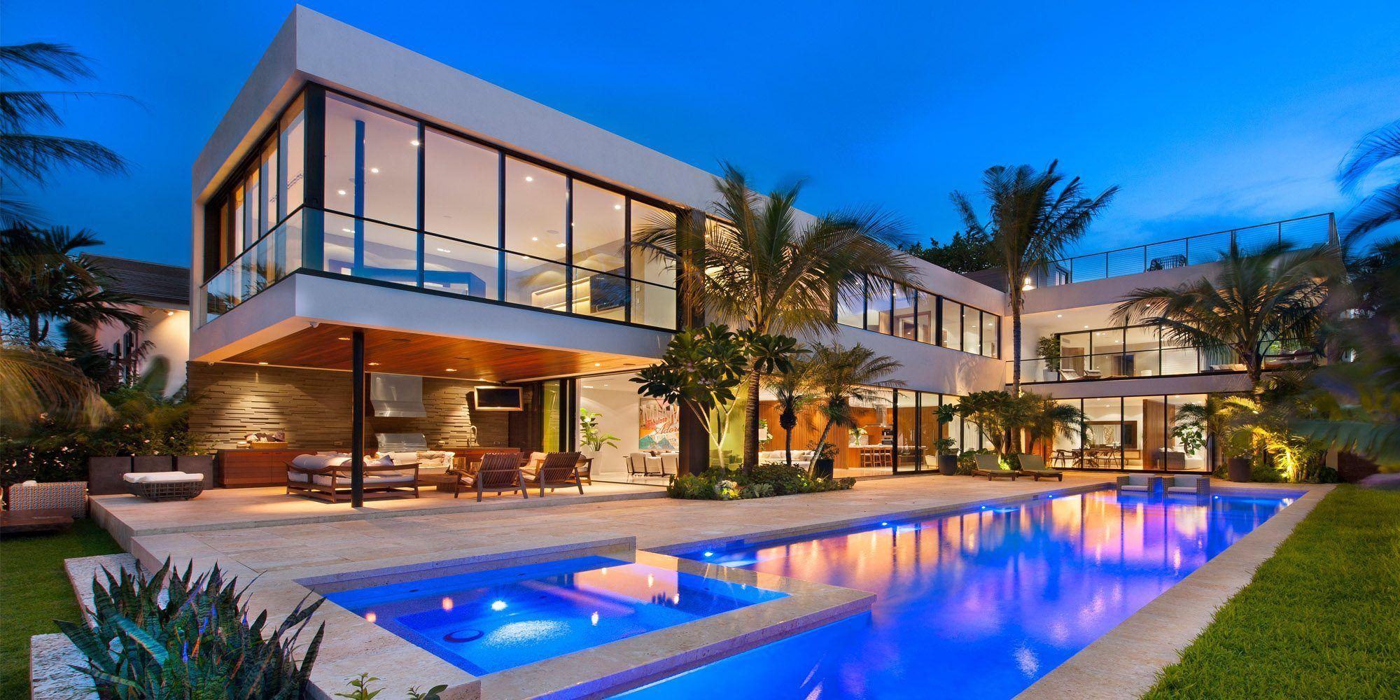 Miami Miami Beach Mansions 2020 Luxury Homes
