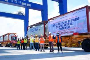 International Container Route Launched by Kuala Tanjung Multipurpose Terminal