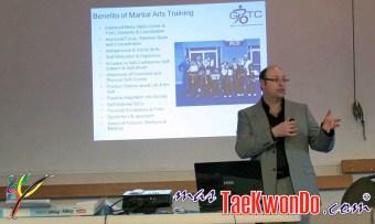 GPTC Para Taekwondo Workshop - Ladysmith1