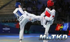 Historic Roma 2019 World Taekwondo Grand Prix draws to a close with a clean sweep for Russia
