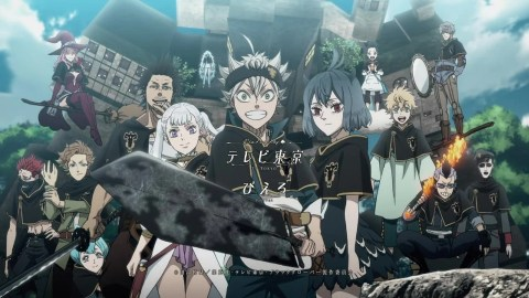 Black Clover chart updates us in regards to the age of the characters after the time-skip