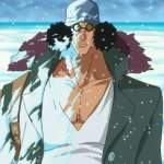 Perceive why Aokiji left the Navy in One Piece