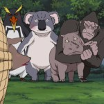 King Kong appeared in Naruto and almost no fans remember it
