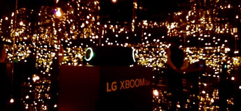 LG XBOOM Go 2
