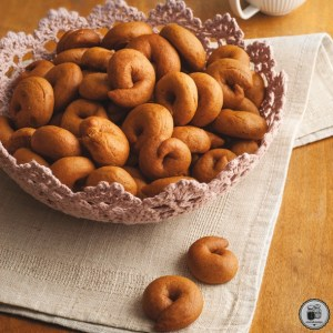 Read more about the article Grape must cookies with honey and extra virgin olive oil