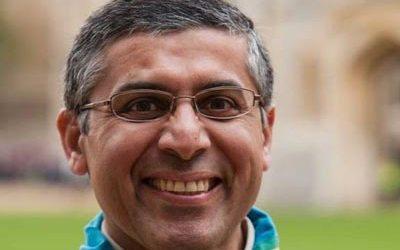 UK HONORS INSPIRING MUSLIM SCOUT LEADER