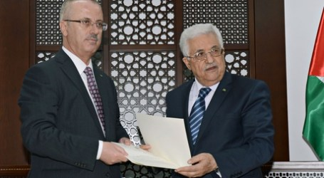 ABBAS APPOINTS PALESTINIAN PREMIER TO LEAD NATIONAL UNITY GOVERNMENT