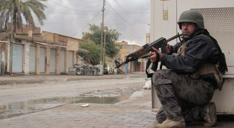 IRAQI FORCES, LOCAL TRIBESMEN FOIL MILITANT ATTACK