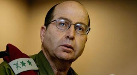 YA'ALON DEMANDS ABBAS TO DISARM HAMAS, CONTROL GAZA