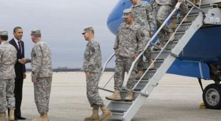 US DEPLOYING 275 US TROOPS TO IRAQ: OBAMA