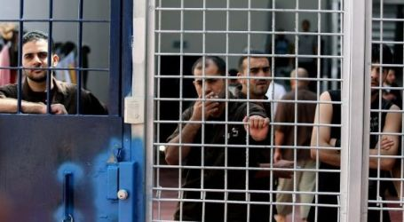 63 PALESTINIAN INMATES SUSPEND HUNGGER STRIKE: LAWYER