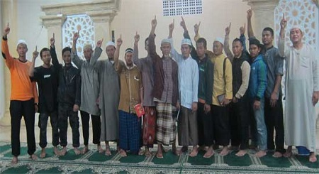 15 INDONESIAN VOLUNTEERS DEPART TO GAZA