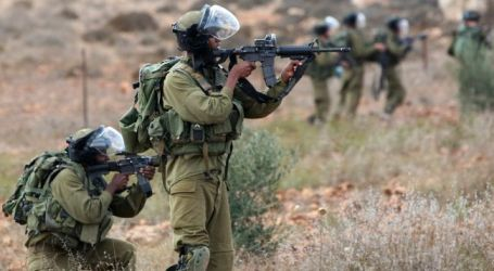 ZIONIST FORCES SHOOT DEAD PALESTINIAN TEENAGER IN WEST BANK