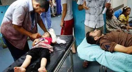 IRAN'S HUMANITARIAN AID TO GAZA AWAITING ENTRY: OFFICIAL