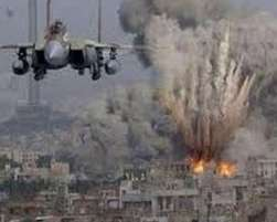 GAZA DEATH TOLL REACHES 309 AS ISRAEL CONTINUES ATTACKS