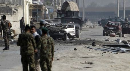 ROADSIDE BOMB ATTACK KILLS TWO IN AFGHANISTAN