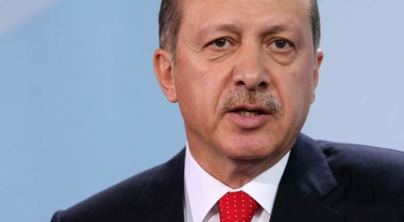 TURKEY'S ERDOGAN : NORMAL RELATIONS WITH ISRAEL UNLIKELY IF ITS AGGRESSION ON PALESTINE CONTINUES