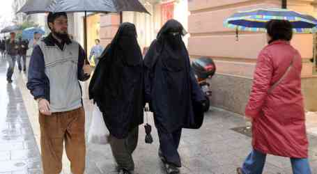 EUROPEAN RIGHTS COURT TO RULE ON FRENCH BURQA BAN