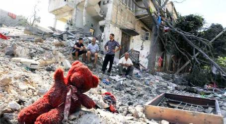 PALESTINIAN MEDICS UNCOVER 85 GAZANS, DEATH TOLL SOARS TO 985