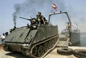 SAUDIS GIVE $1BN TO LEBANON AMID FIGHTING