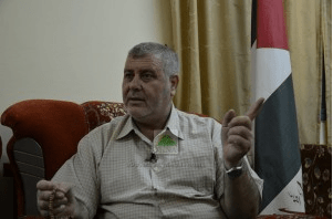EXCLUSIVE INTERVIEW WITH PALESTINIAN DELEGATE TO ISRAELI-PALESTINE NEGOTIATIONS