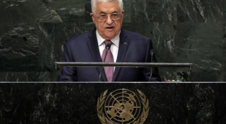 ABBAS: ISRAEL WAGING WAR OF GENOCIDE IN GAZA