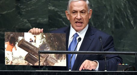 NETANYAHU SAYS IRAN GREATER THREAT THAN ISIL