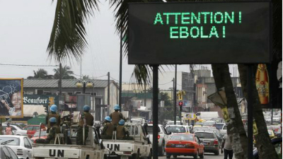 OBAMA TO SEND 3,000 TROOPS TO TACKLE EBOLA