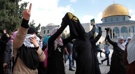 MUSLIM WOMEN, ISRAELI SETTLERS AND THE STRUGGLE FOR AL-AQSA MOSQUE