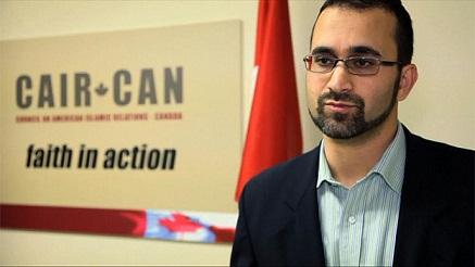 CANADA MUSLIMS DENOUNCE QUEBEC ATTACK