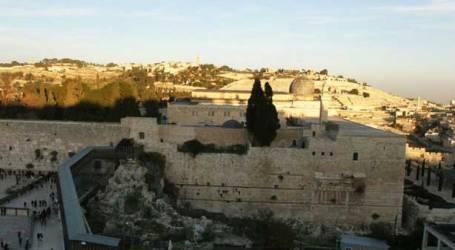 PA SLAMS ISRAELI PLANS TO DEDICATE 2ND AQSA GATE FOR SETTLERS